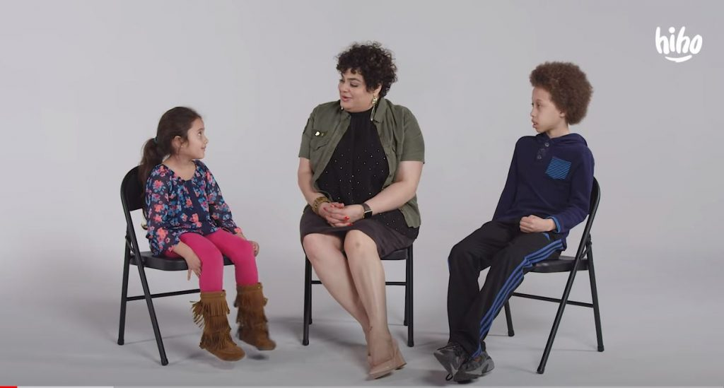 Kids Meet a Woman With Tourette's | Kids Meet | HiHo Kids – Understanding