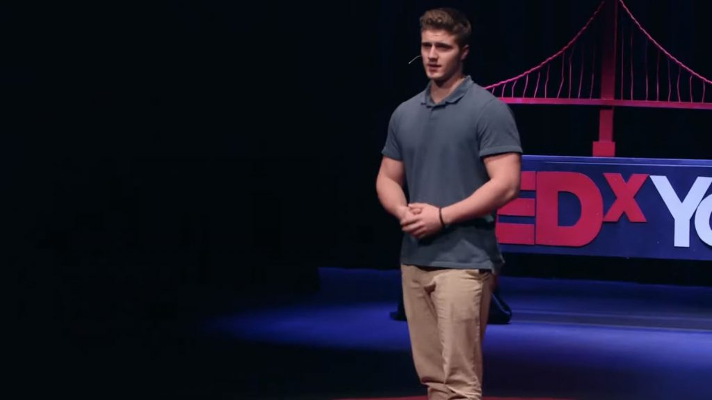 Writing Your Story: Chapter 1, Resilience | Hayden Whitcomb | TEDxYouth@SHC – Secondary