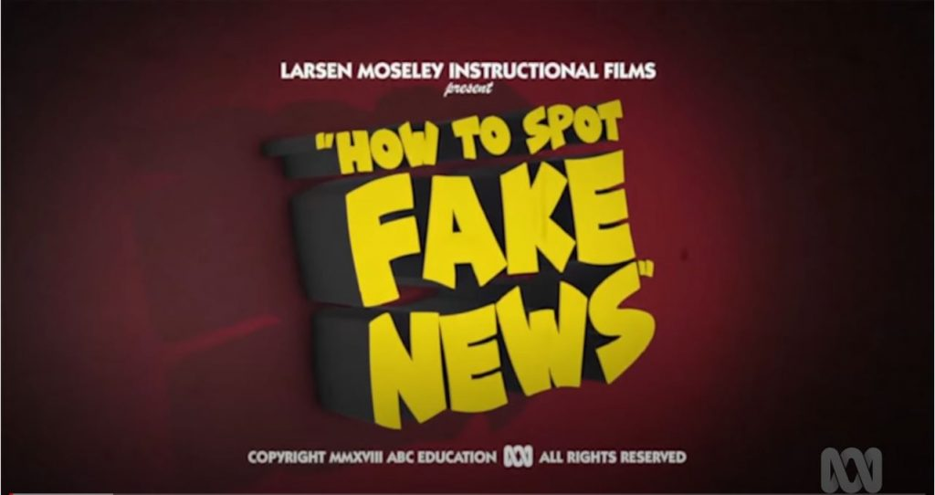 How To Spot Fake News – BTN Media Literacy (suitable for all secondary, especially lower secondary)